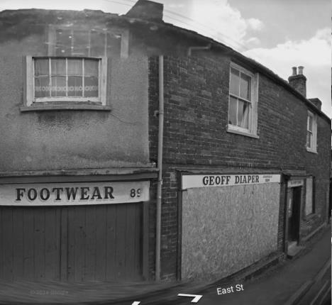 Forge Opposite at 88 & 89 Wigan End
