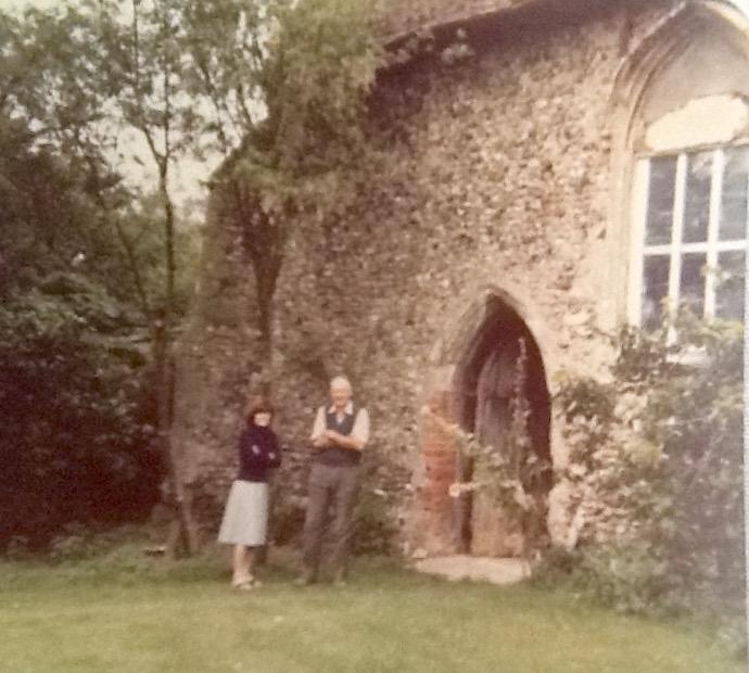 St Bartholomew's Priory